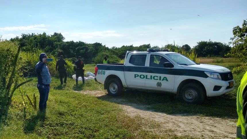 Tres muertos y un herido en Ciénaga por supuesta guerra entre bandas