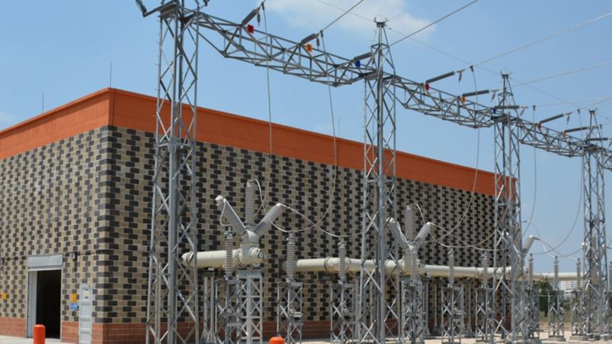 Subestación Nueva Montería de 110 kV, de última tecnología (Tipo GIS), ejecutada por Celsia.