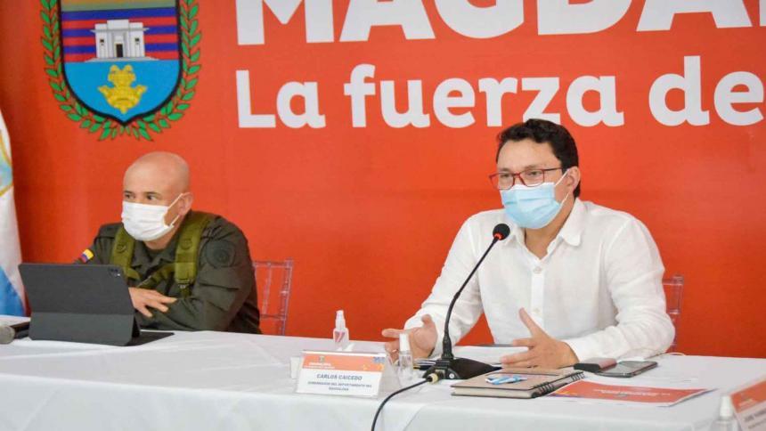 Trabajo articulado contra narcotráfico y crimen organizado en el Magdalena