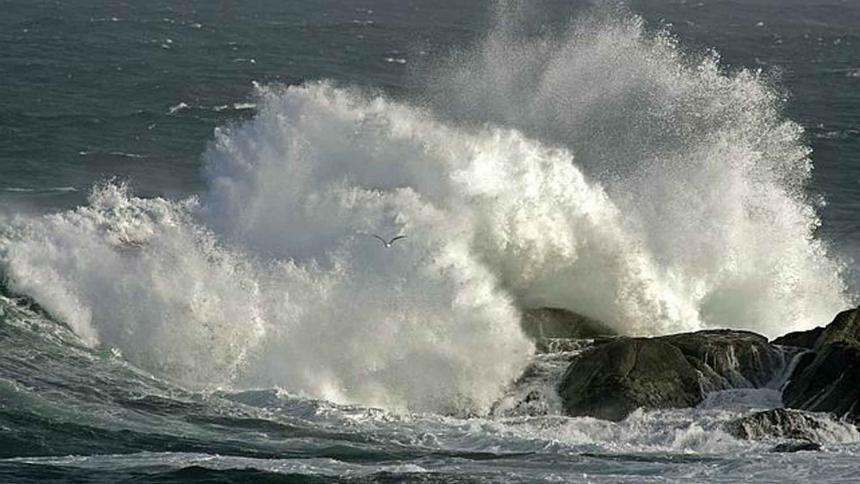 Máxima alerta en el litoral de La Guajira por fuertes vientos