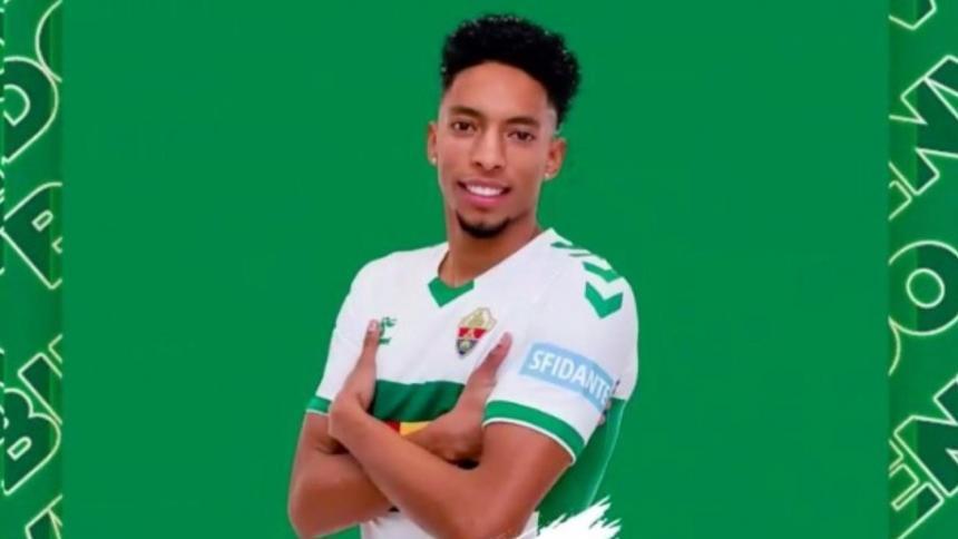 El futbolista, que llegó este pasado jueves a Elche, ha militado durante el primer tramo de la competición en el Atalanta, de la Seria A italiana.