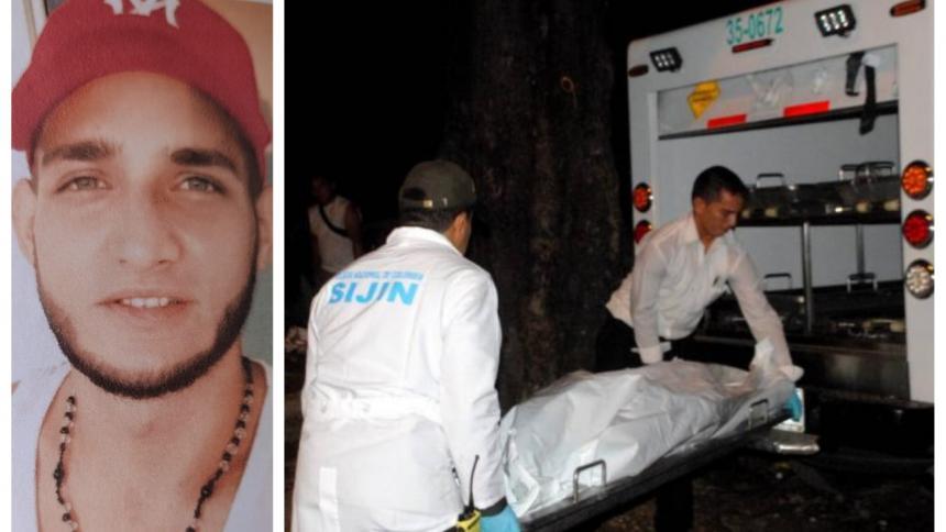 Asesinan a obrero de un tiro en la cabeza en Santa Marta