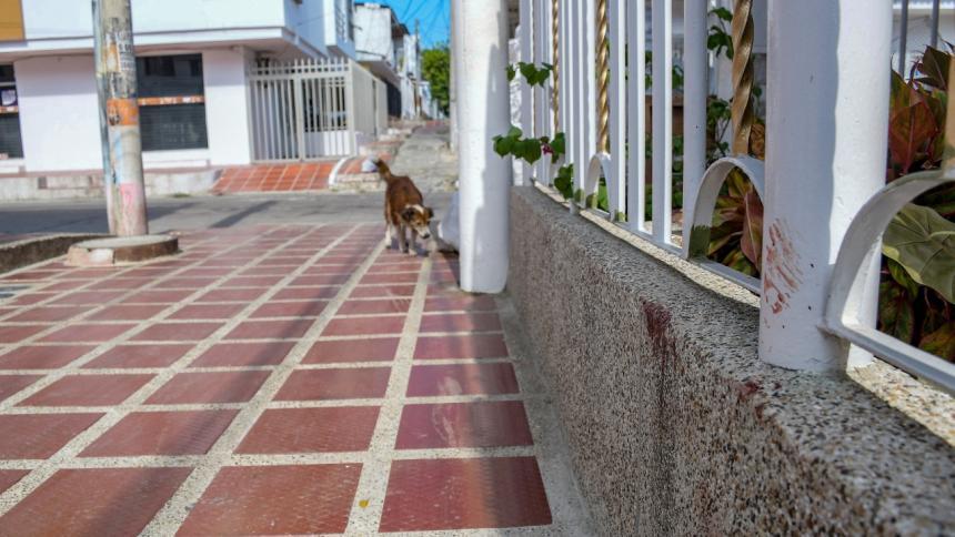 Intento de linchamiento a presunto ladrón en Cevillar