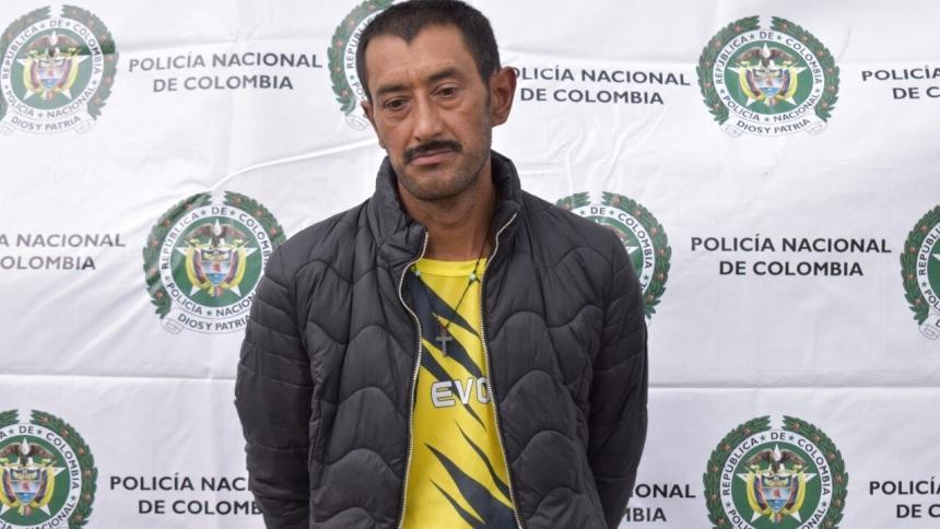 A la cárcel presunto feminicida de menor en Nariño