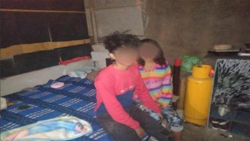 Niños de 12 y 15 años ya son padres de un bebé prematuro y viven solos