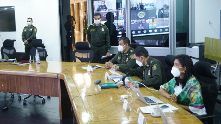 En el PMU participaron  los 32 departamentos.