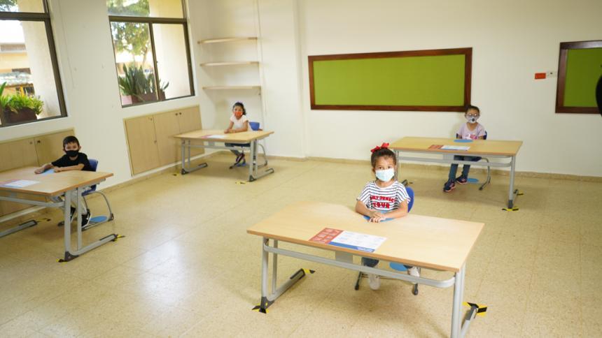 En el Colegio Alemán la formación de ciudadanos inicia en el Kindergarten