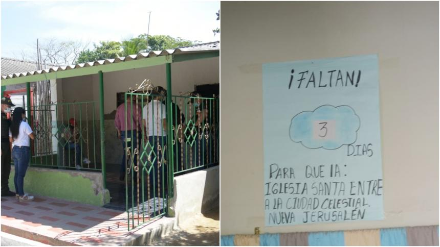 La resurrección que alerta a habitantes de Isabel López