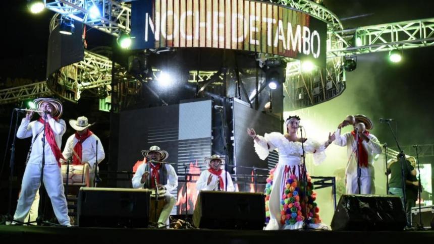 Se alistan los intérpretes Aficionados a la Cumbia