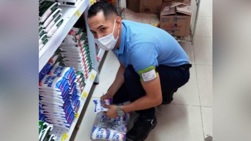 Operador logístico muere atrapado por un ascensor de carga en Soledad
