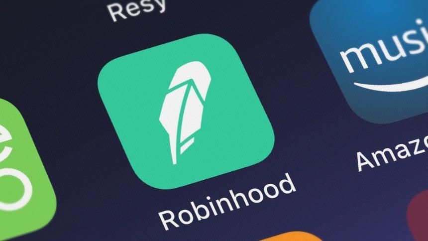 Demanda colectiva acusa a la 'app' de bolsa Robinhood de manipular el mercado