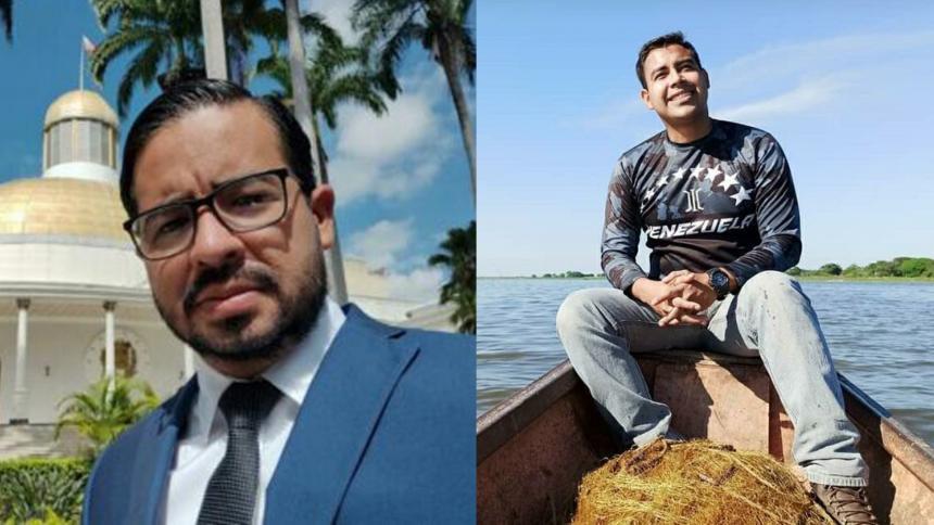Mueren dos diputados del parlamento venezolano