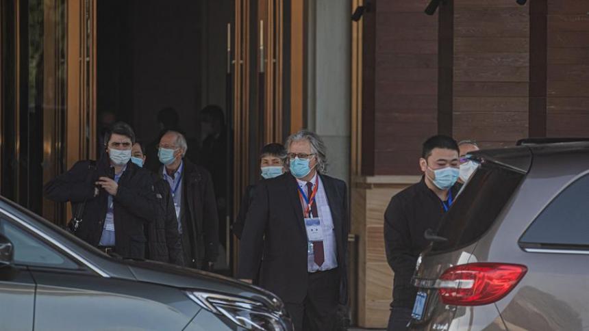 OMS no descarta que el covid-19 haya sido creado en un laboratorio chino