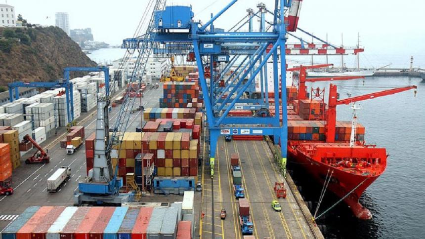 Exportaciones cayeron en 21,4% durante el 2020