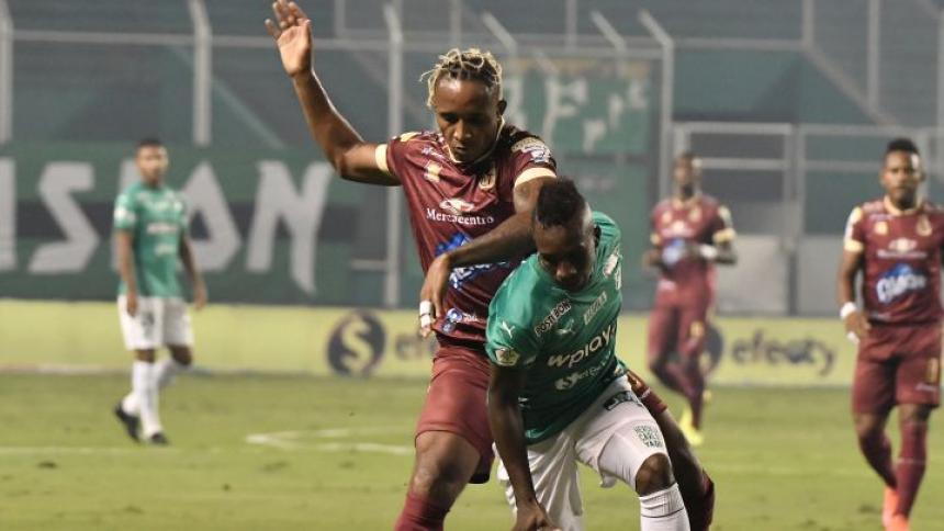 Tolima y Cali se medirán en la fase preliminar de la Copa Sudamericana.