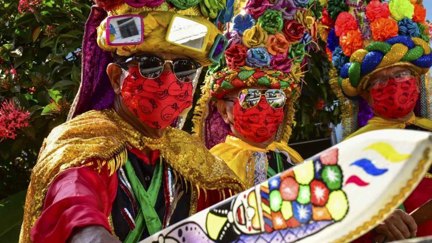 Congo Campesino y Burro Corcoveón: el campo hecho Carnaval