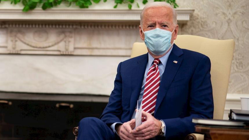 """Biden dice que China """"se comerá el almuerzo"""" de EE.UU. si su país no espabila"""