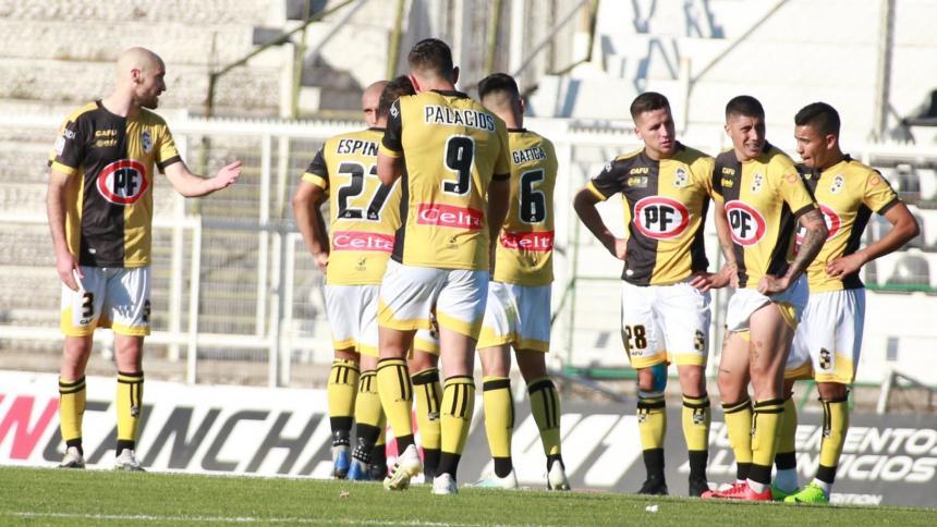 Coquimbo se fue a segunda división en Chile, Colo Colo jugará la promoción