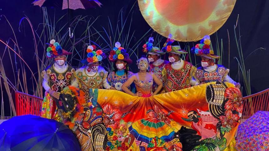 La Conquista y Joselito cerraron el Carnaval de la 44
