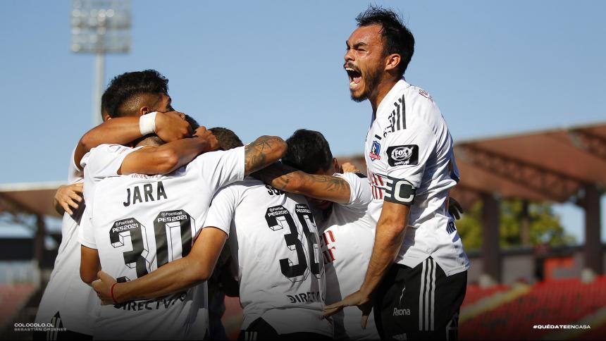 Colo-Colo salva su cupo en Primera División con gol de argentino de 19 años