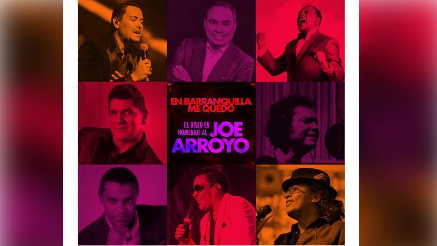 Portad del álbum 'En Barranquilla me quedo'.