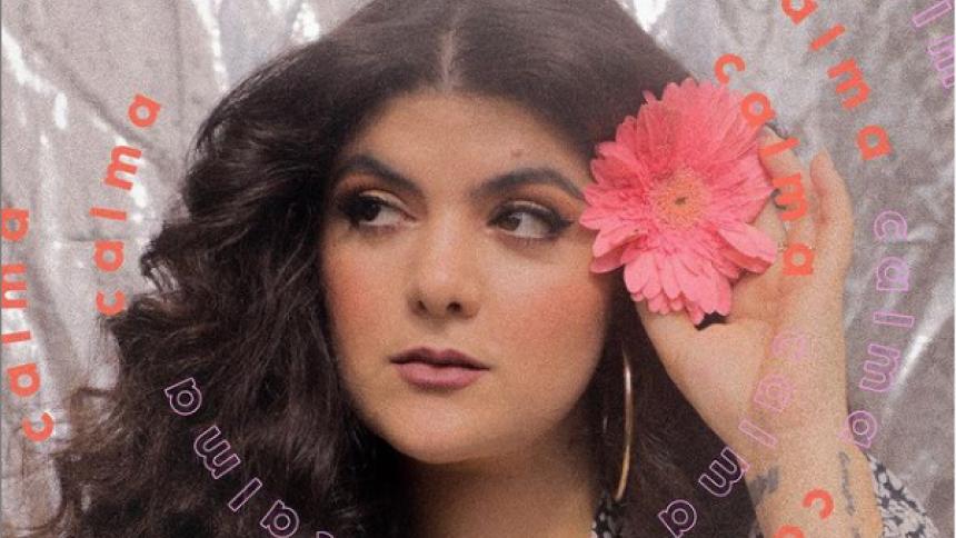 La barranquillera Georgette debuta con su sencillo 'Calma'