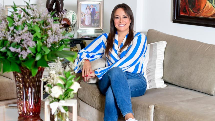 Tatyana Orozco asegura que su propósito de vida es contribuir a la sociedad.