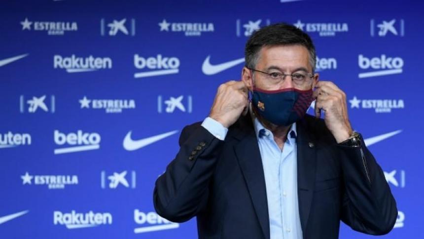 Bartomeu, expresidente del Barcelona, pasa la noche en el calabozo