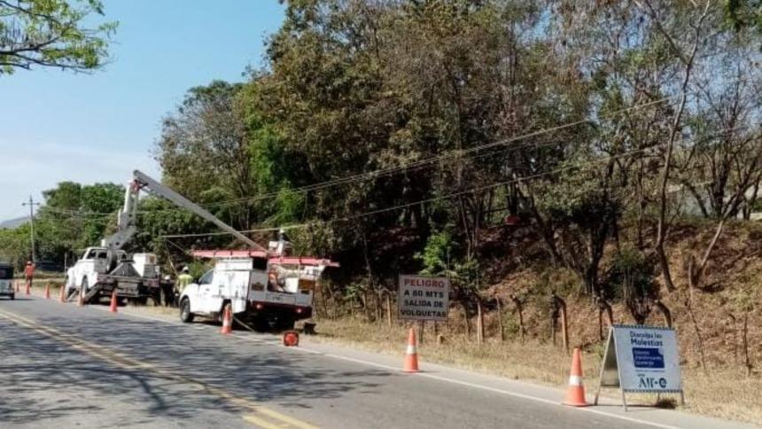 Este martes cuatro municipios del Atlántico estarán sin energía