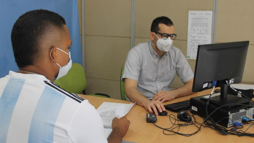 Reactivan atención en sedes de la Secretaría de Tránsito de Barranquilla