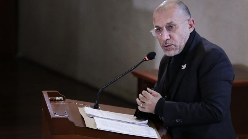 Roy Barreras anunció su precandidatura presidencial