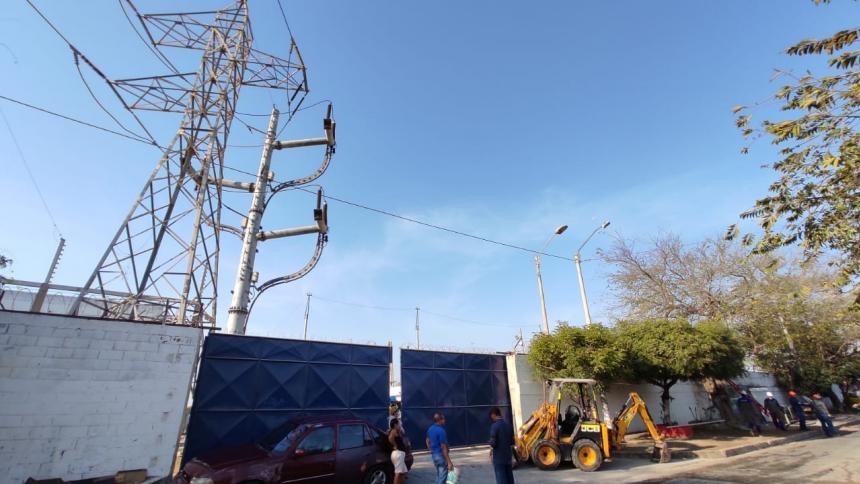 Emergencia en subestación 20 de Julio dejó sin luz a 90 mil usuarios