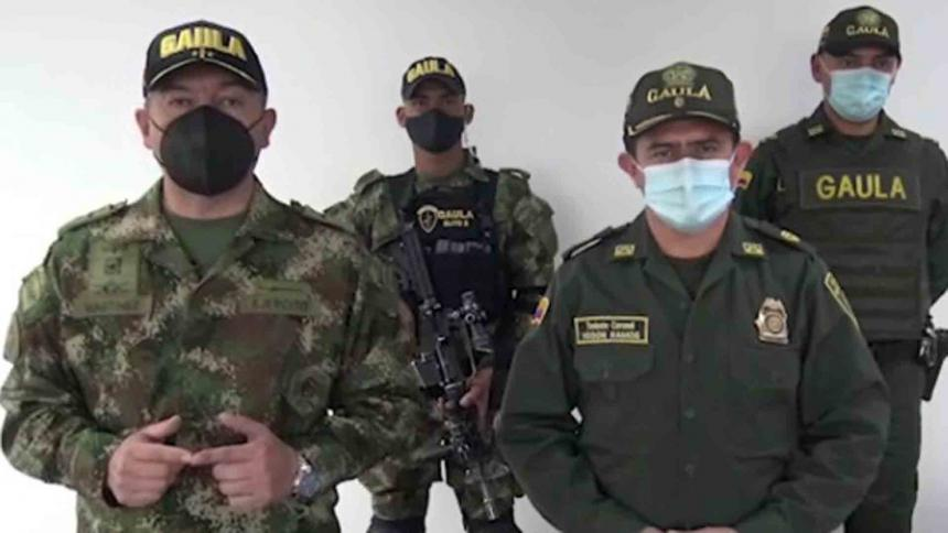 Capturan a 'Charalo' cabecilla de finanzas de 'Los Pachenca', en Santa Marta