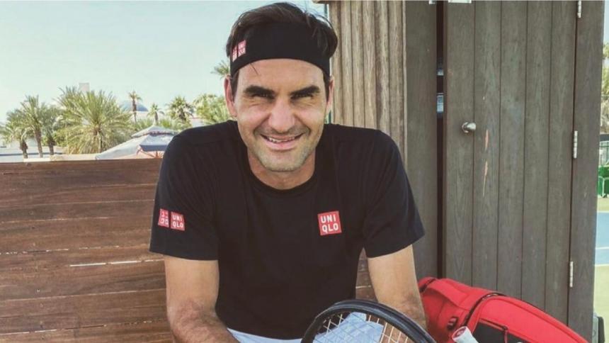 """""""No pienso en el retiro"""": Roger Federer le apunta a Wimbledon"""
