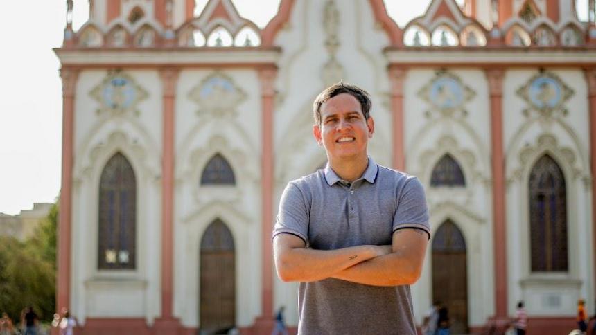 Ángelo Cianci, nuevo secretario de Control Urbano y Espacio Público