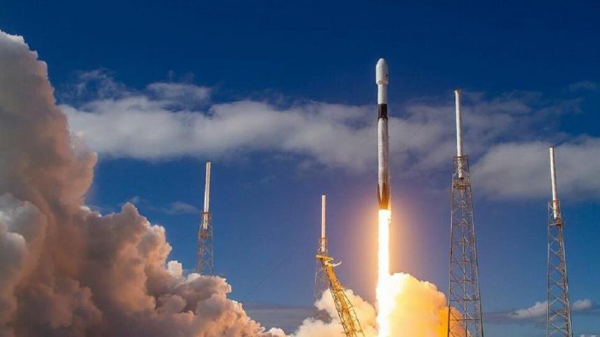 SpaceX lanza al espacio otros 60 satélites Starlink para su red de internet