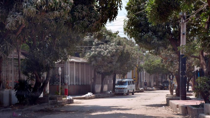 En Soledad: hombre apuñala 15 veces a su exnovia de 17 años