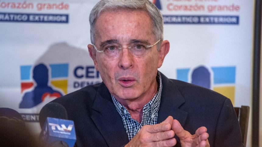 Caso Uribe: las partes del proceso tendrán las pruebas