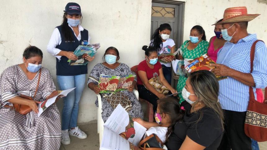 Prosperidad Social ha invertido $1.521 millones en resguardos wayuu