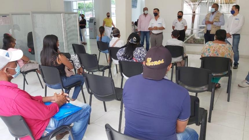 """Mesa de Víctimas de Riohacha afirma que denuncias son un """"ataque político"""""""