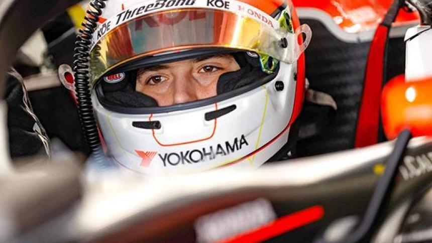 Tatiana Calderón realizó primeras pruebas del año en Súper Fórmula