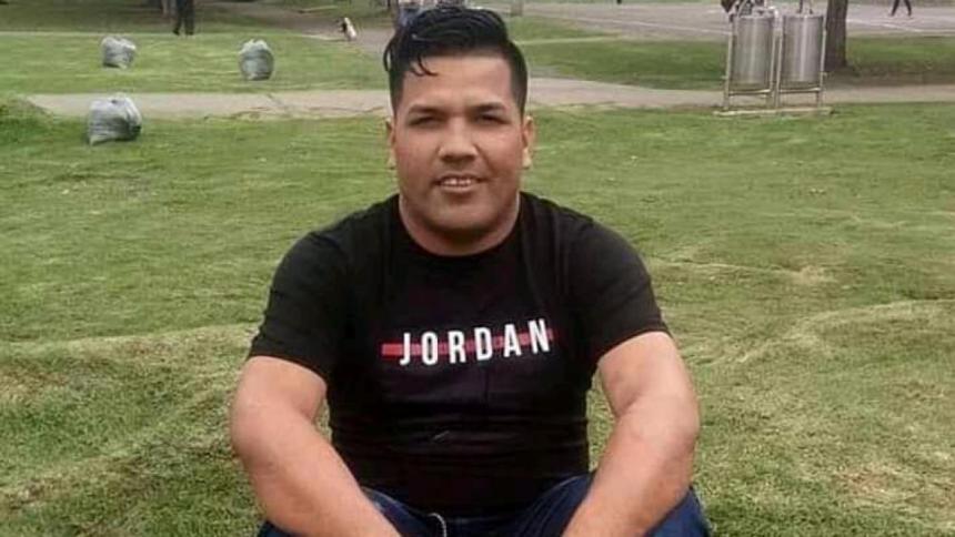 Así era el 'Indio Kangry', el animador y cantante asesinado en El Bosque
