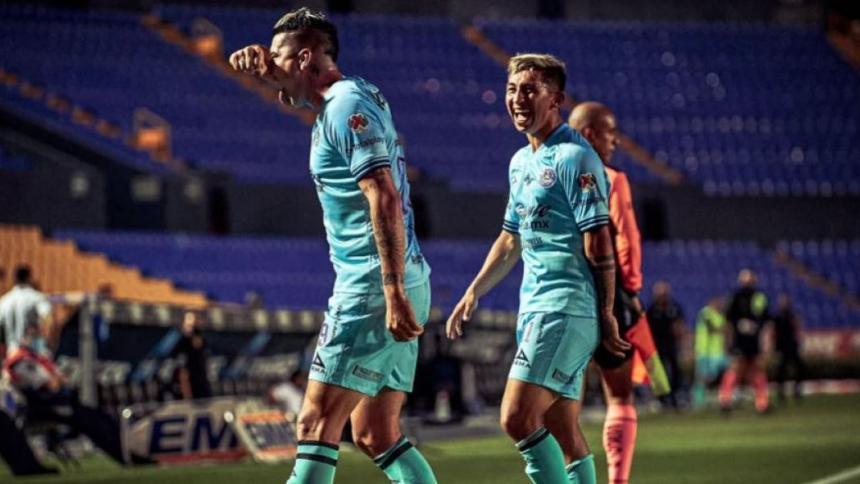 Michael Rangel se estrena como goleador en México