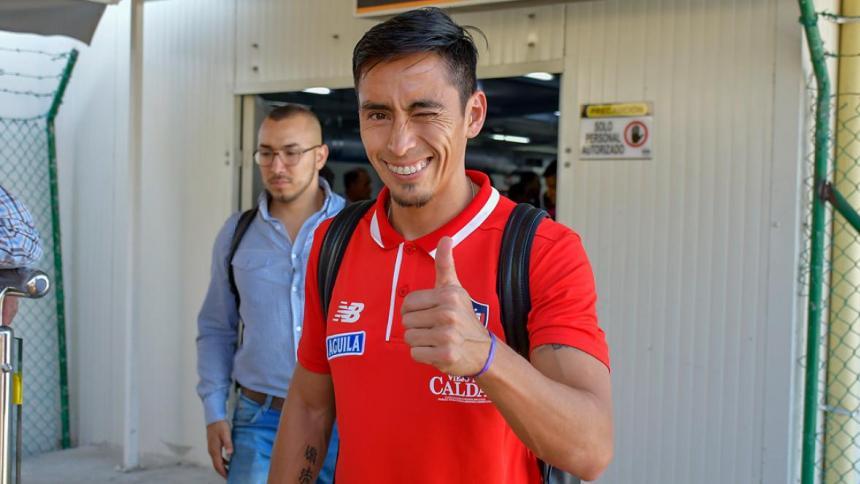 Junior confirma que Fabián Sambueza arrojó positivo por covid-19