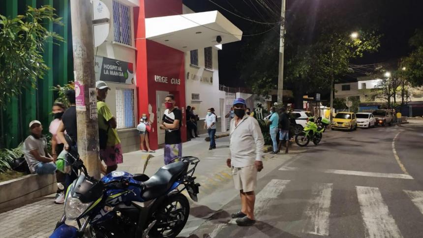 Incursión sicarial en La Esmeralda: un muerto y dos heridos