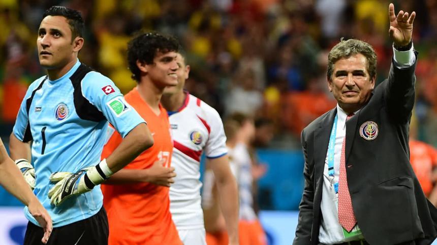 ¿Qué dijo Pinto sobre un supuesto complot en su contra en Costa Rica?
