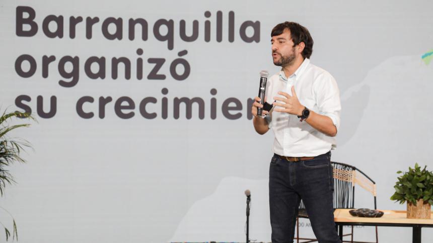 """""""La biodiverciudad debe ser un motor de desarrollo"""": Pumarejo"""