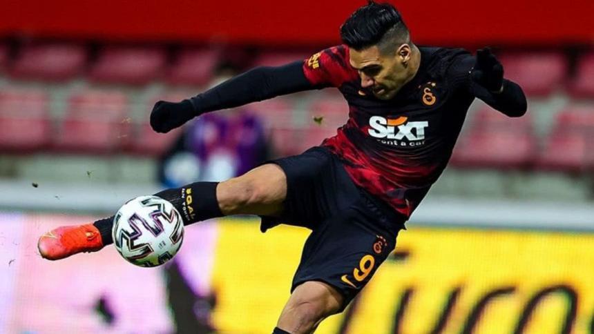 """""""Tengo una deuda con Galatasaray y llegó el momento de pagarla"""": Falcao"""
