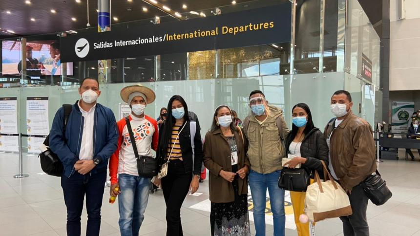 Emprendedores guajiros estarán en la feria 'Las manos del mundo' de México