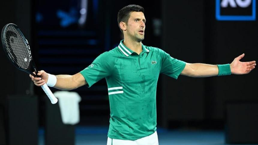 Djokovic, baja en el Masters 1.000 de Miami